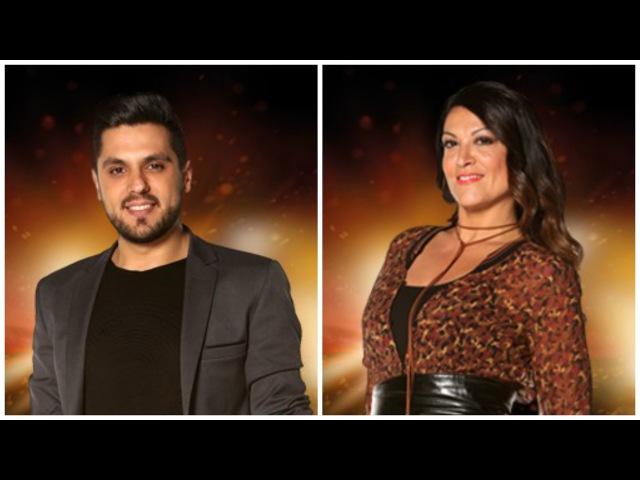 Rising Star Duels | ΔΗΜΗΤΡΗΣ ΑΒΡΑΜΟΠΟΥΛΟΣ Vs ΓΙΑΝΝΑ ΦΑΦΑΛΙΟΥ | Vandi Vs Makedonas