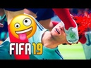 GAME FAILS Best FIFA 19 FAILS ● Glitches Goals Skills Funny Moments ●
