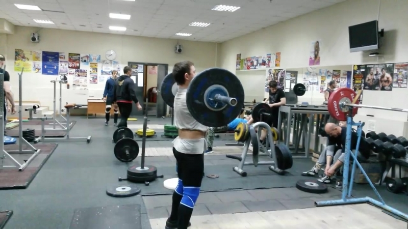 Толчок - 65 кг