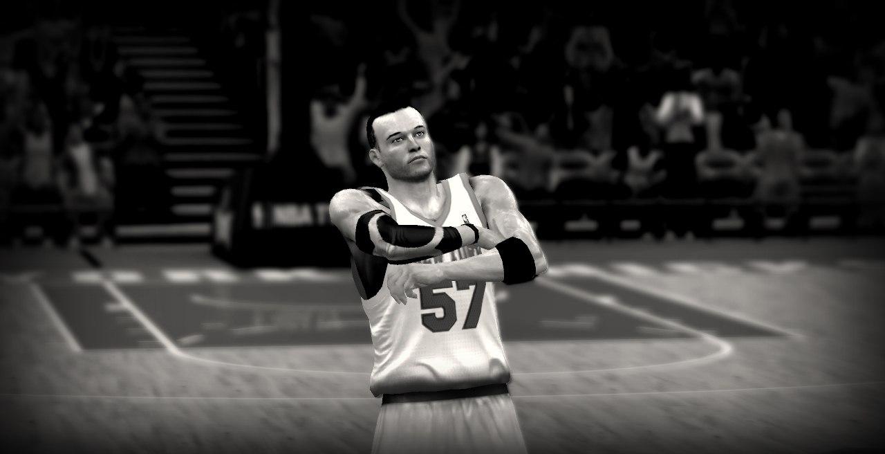 Крутой игрок НБА2К13