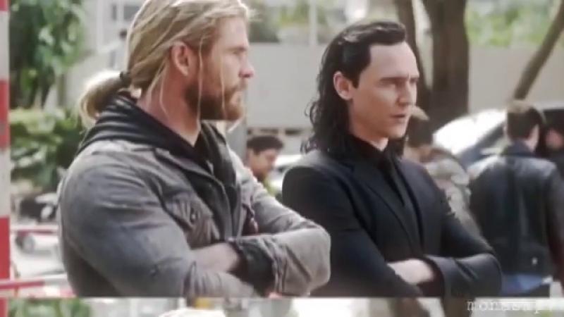 Thor and loki vine edit ˜ blame on me