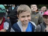 Акция МЧС в День защиты детей в Смоленске