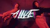 Lil Jon - Alive (Official Music Video) ft. Offset, 2 Chainz JaneKim , HAZEL , HUNT Choreography.