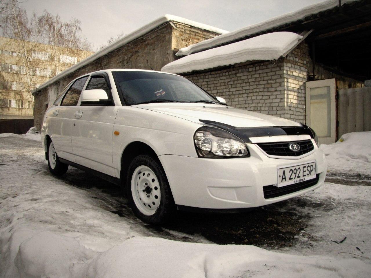 Priora lada auto ru фото