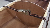 Bau eines Holzkajaks. Lektion 11 Schottw