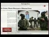 Американские генералы о Российской армии  ТВЦ 7 Апреля 2014