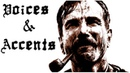 All Daniel Day Lewis Voices and Accents