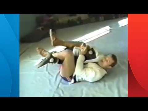 Мастер-класс по самбо «Борьба в партере» от МСМК СССР Земскова Алексея