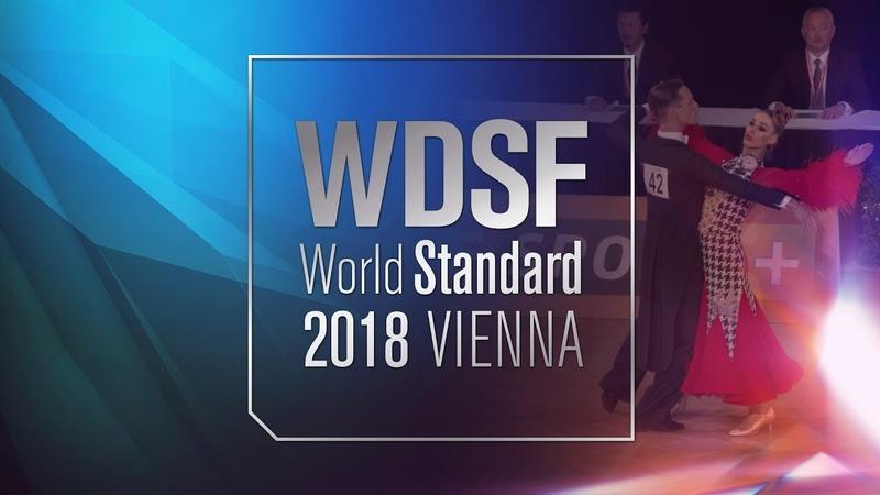 Lacitis - Golodneva, LTU | 2018 World STD Vienna | R1 T
