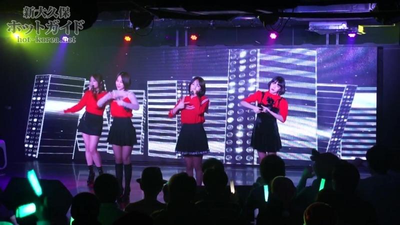 [PERF] 171224 TAHITI - Skip @ Chiristmas Concert in Tokyo