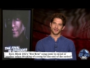 TYLER POSEY INTERVIEW - TEEN WOLF FINAL SEASON ON NUDE SCENE, GREENBERG, AND STEREK