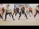 Разминочка у Active Style Juniors Team