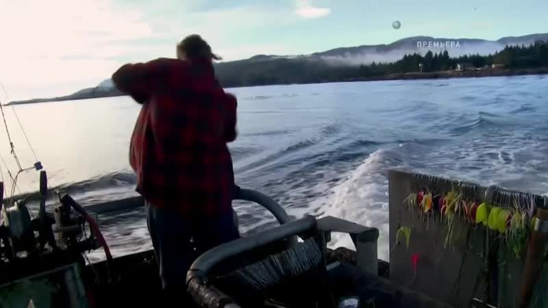 Alaskan Bush People / Аляска: Семья из леса - Собака за бортом (Отрывок)