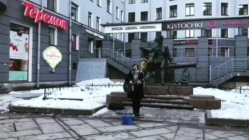 Красиво поёт на украинском