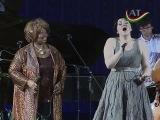 Hibla Gerzmava, Deborah Brown &amp Yakov Okun quartet