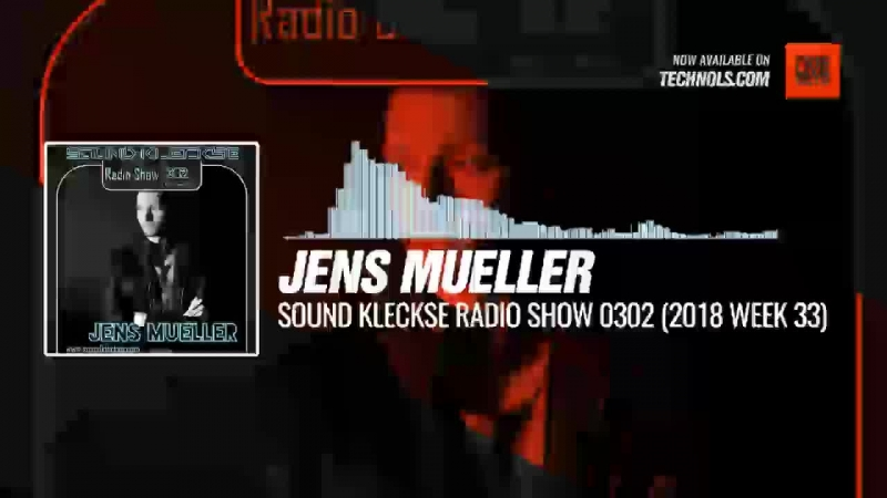 @DJ_JensMueller - Sound Kleckse 0302 (2018 Week 33) Periscope Techno music