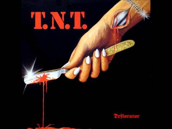TNT (Ger) - Deflorator (Full Album) 1984