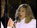 Barry Gibb &amp Barbra Streisand Guilty Live