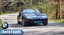 BMW Z1 Exhaust SOUND - Revs Onboard Drive by AutoTopNL
