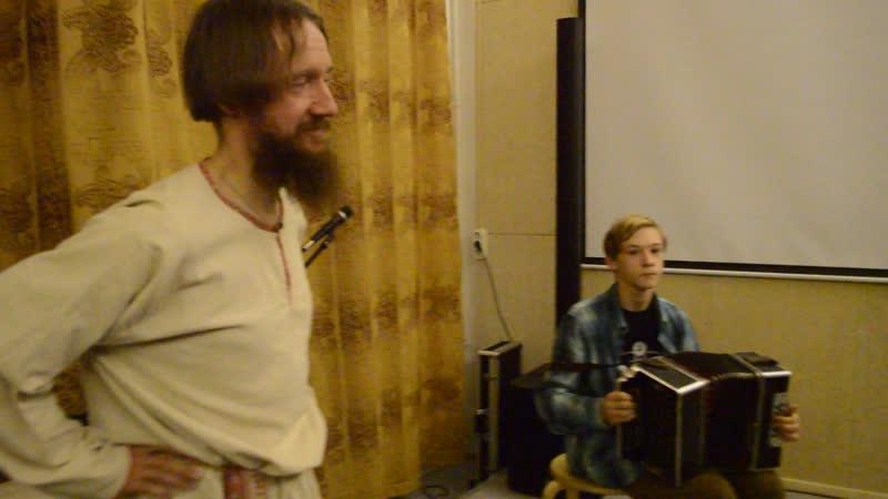 «Живые cта́рины» гармошка Александра Маточкина) шикарная, отличный звук