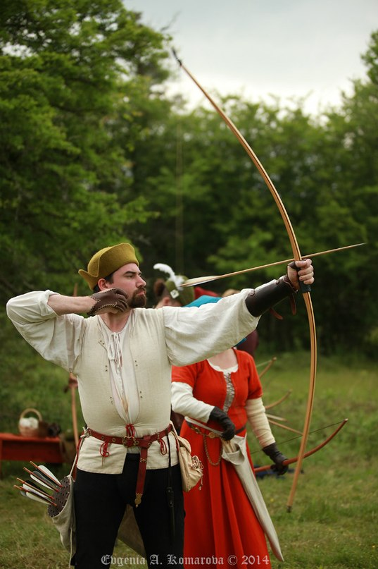 Fantasy Medieval Archers on Pinterest | Archery, Longbow ...