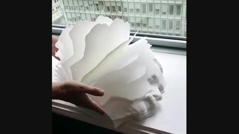 Первая книга полностью напечатанная на принтере