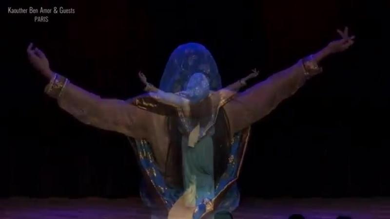 Raïssa Leï : Danse Maghrébine Contemporaine Résiliences / Emel Mathlouti