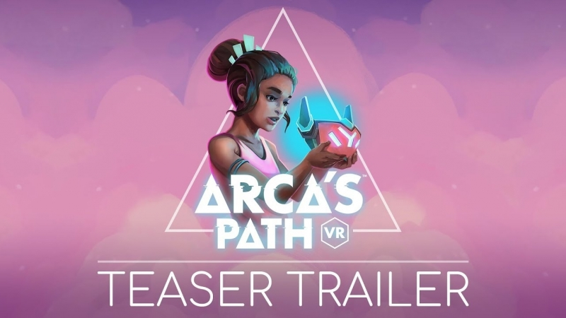 PSVR Arcas Path - VR GAMECLUB Хабаровск