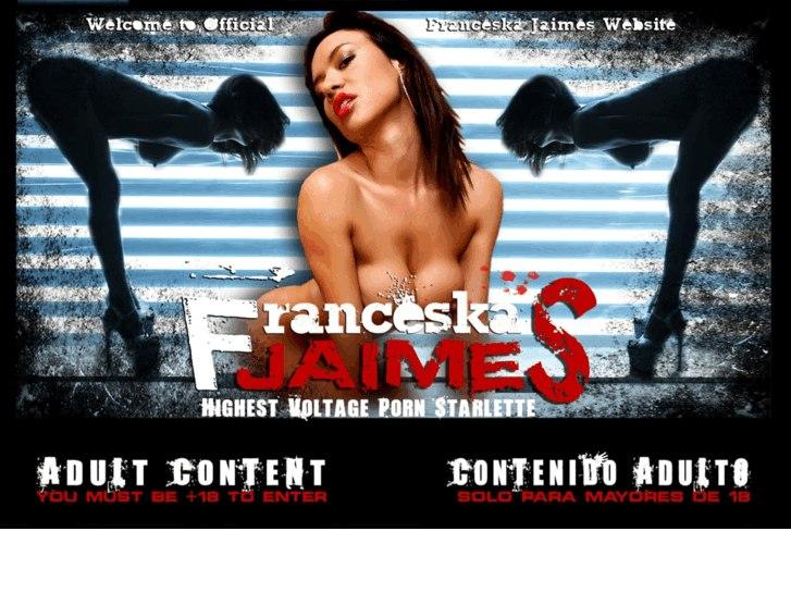 WOW Franceska Jaimes # 1