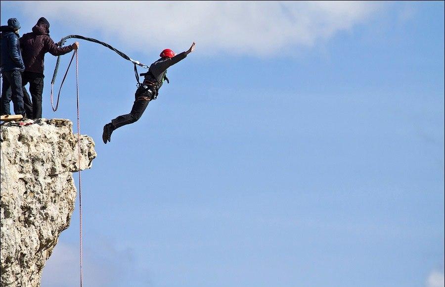 Мужской характер: Rope jumping