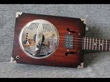 Cask 4-string Resonator Electric Guitar