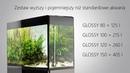 Аквариумы Aquael Glossy - ослепительная элегантность в мире аквариумистики