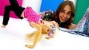 Спортивная Барби - Шьем повязку на голову - Видео для девочек