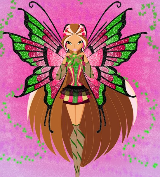 "Журнал Winx Club ""Сats and Tobets"" 6 выпуск"
