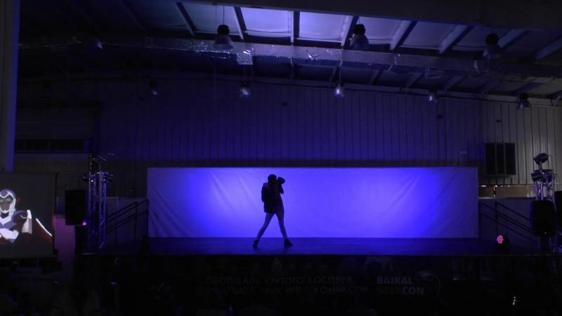 Baikal Geek Con 2018 1 10 Julian Lance McClain Вольтрон Легендарный защитник