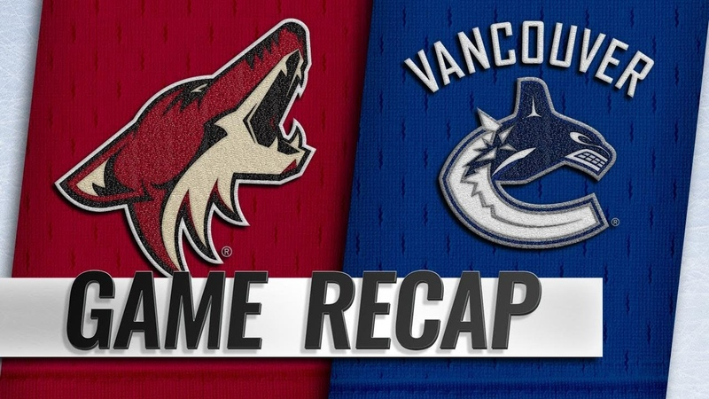 Paniks second goal lifts Coyotes to OT win