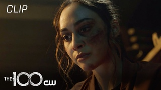 The 100 | Season 7 Episode 4 | Raven Discovers How To Unlock Advanced Technology Scene | The CW