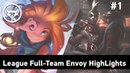 League Full Team Envoy HighLights 1