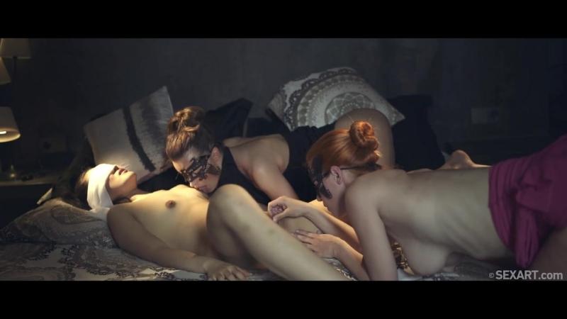 Ariel Piper, Fawn Katana and Suzie Carina - Project 1 Katana [Lesbian]