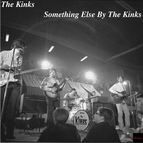The Kinks альбом Something Else by the Kinks