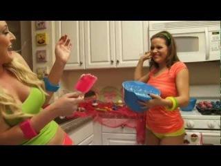 Tristyn Kennedy & Ashlynn Leigh Cat Fight