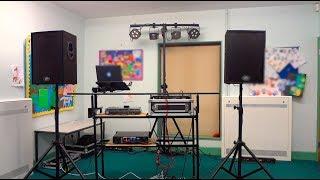 Time Lapse | Mobile DJ Setup