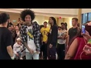 Les Twins | NYC workshop after party cypher part 2