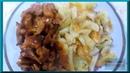 Жареные лисички с картошкой рецепт. Как приготовить жареные лисички