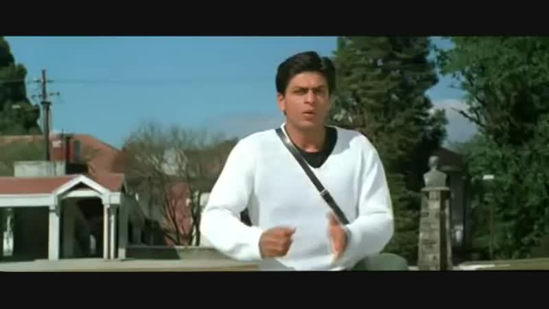 'Chand Mera Dil Chandni Ho Tum' (из фильма 'Я рядом с тобой').mp4