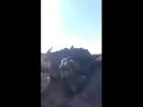 Сирийская армия ведёт бой с боевиками ИГ в районе Ас-Сафа в Сувейде.