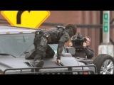 Кино 2014. Капитан Америка 2: Зимний Солдат. Рабочие моменты съемок