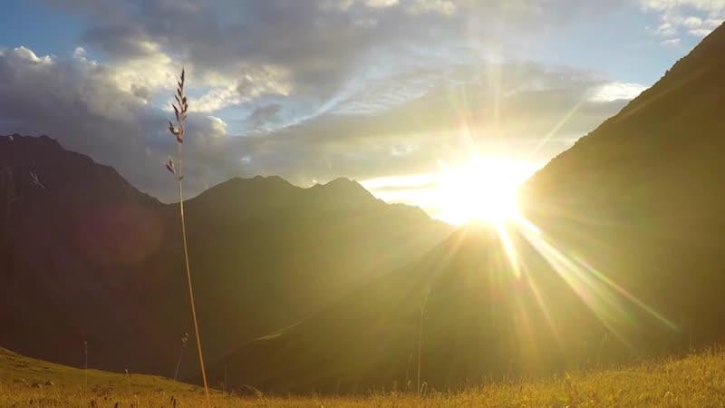 Киргизия: Треккинг по горам Тянь-Шань