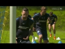 A few shots from a hard session as the pre-season training camp in Austria continues. - - BHAFC ️.mp4