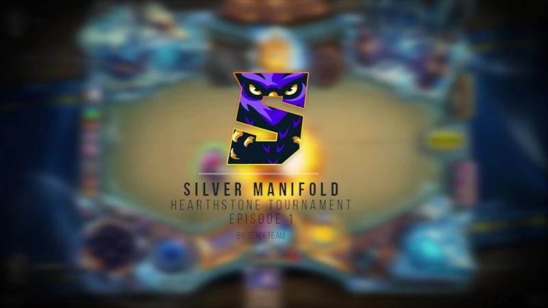 Первый турнир серии Silver Manifold